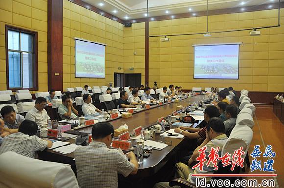 娄底 举全市之力支持湖南人文科技学院发展